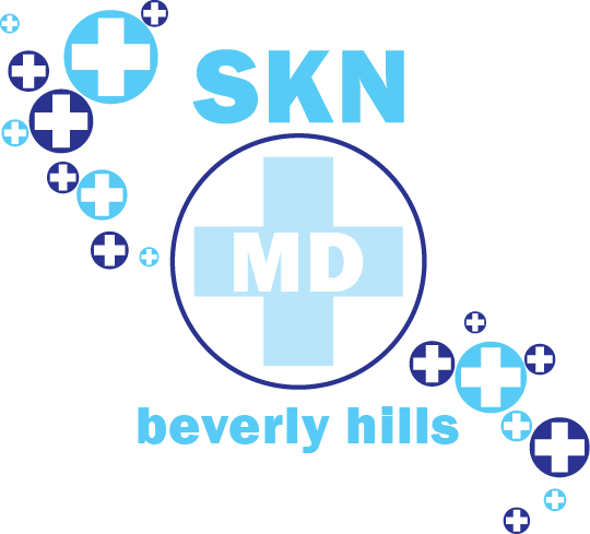 SKN beverly hills – Best Acne Wash – Prean Cream – Chemical Free Sunscreen